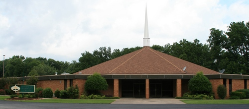 Gentry Adventist Church